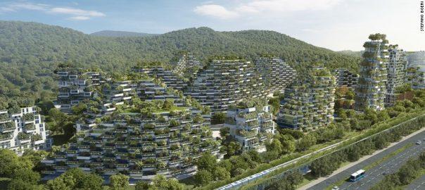 Mockup from Stefano Boeri Architetti